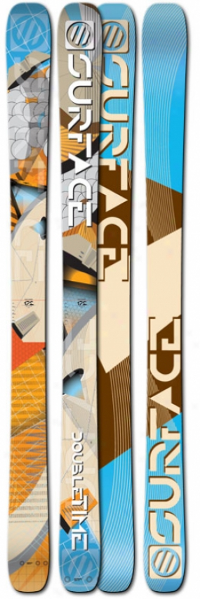 Surface oDuble Time Skis