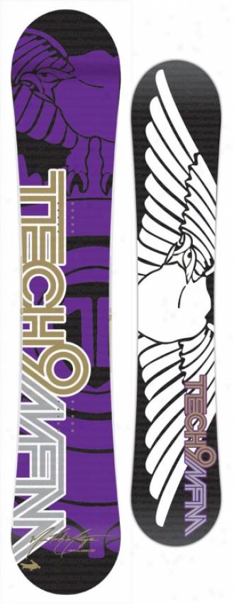 Technine Mfm Classic Snowboard Black 149