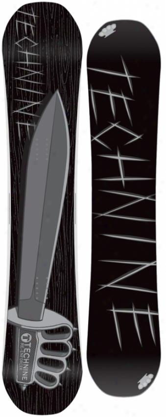 Technine Re-enforcer Snowboard Boack 149.5