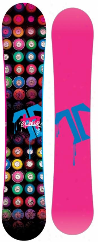 Technine T9 Paint Snowboard 141