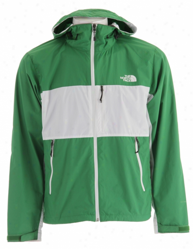 The North Front Atmosphere Jacket Sullivan Green