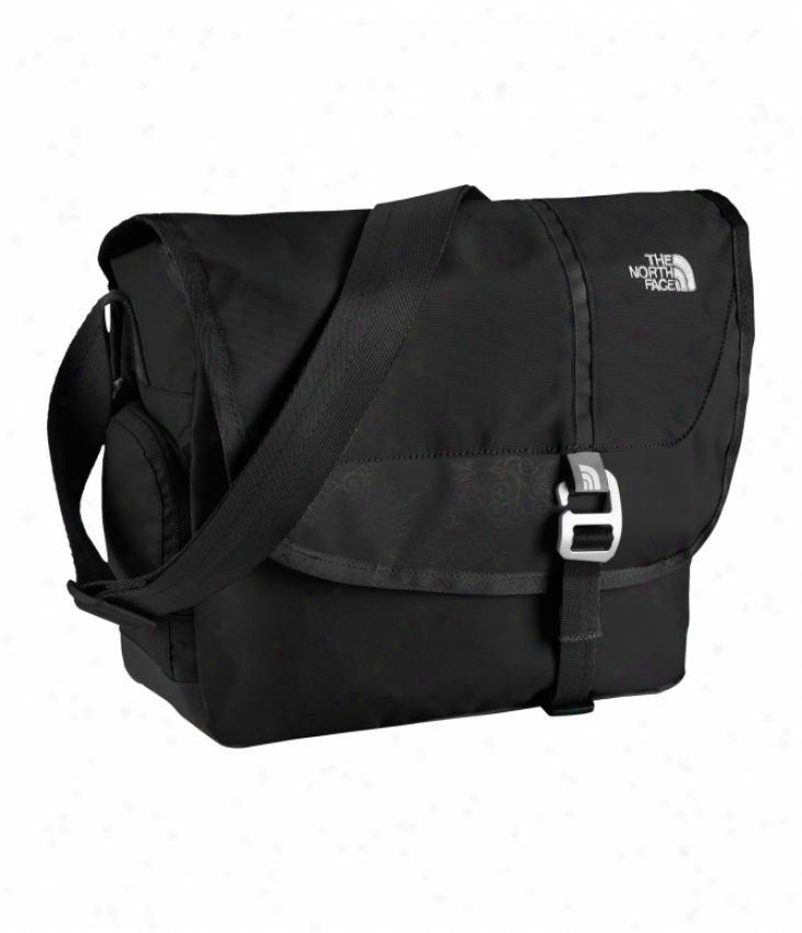 The North Face Cadene Messenger Bag Black