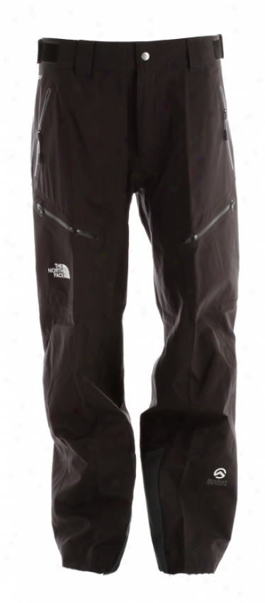 Thr North Face Enzo Ski Pants Tnf Negro