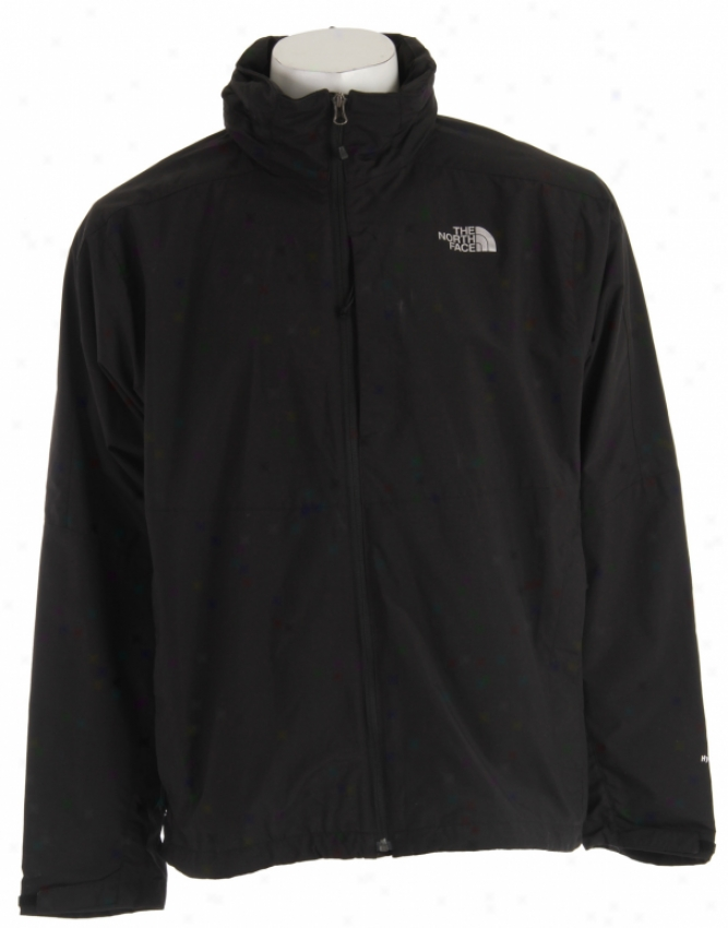 The North Face Geosphere Jacket Black