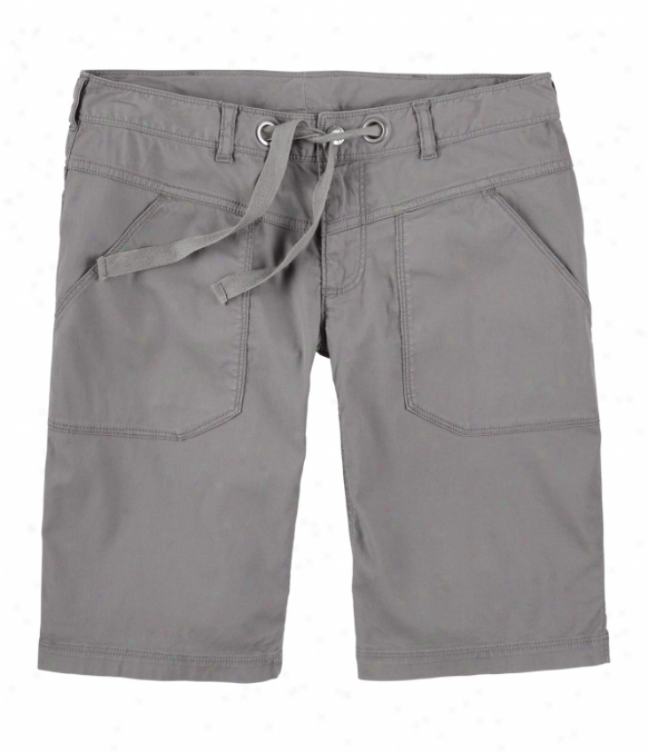 The North Face Noble Stretch Shorts Pache Grey