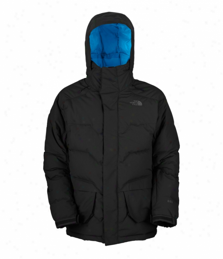 The North Face Verdi Down Ski Jack3t Tnf Black