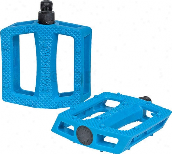 The Shadow Conspiracy Ravager Plastic Pedal Hilighter Blue