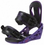 Flux Pr15 Snowboard Bindings Violet