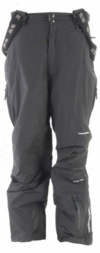 Trespass Faga bSnowboard Pants Black