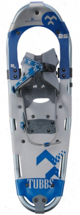 Tubbs Wilderness Snowshoes Blue/gray