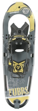 """Tubbs Xpedition 25 Snowshoes Gray/yellow 25"""""""