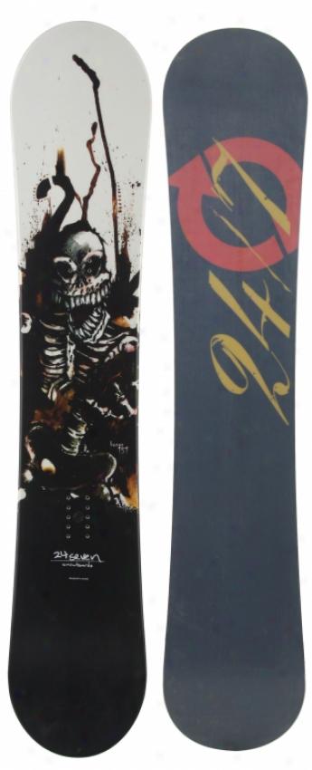 Twenty Four/seven Bones Cap Snowboard 153