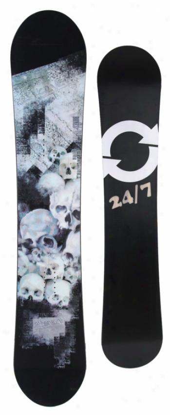 Twenty Four/seven Bones Snowboard 153
