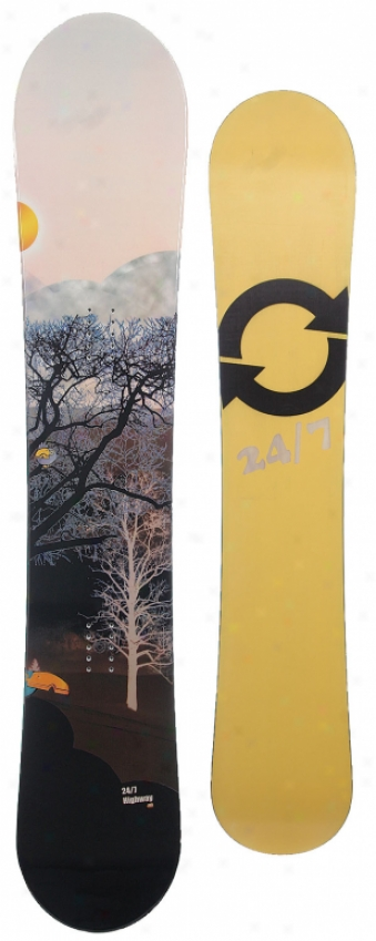 Twenth Four/seven Highway Snowboard 160