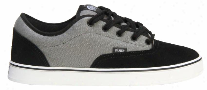 Vans Av Era 1.5 Skate Shoes Pewter/black