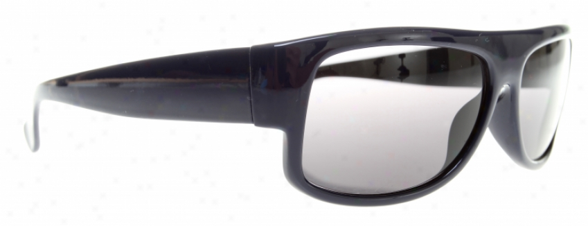 Vans Distended Worm Sunglasses Dark Blue/black