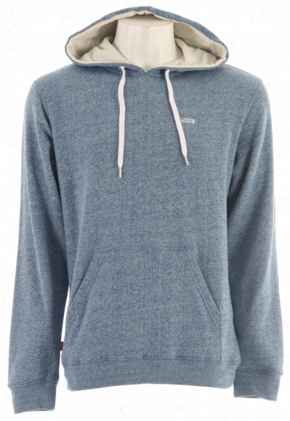 Vans Core Basics Pullover Hoodie Classic Navy