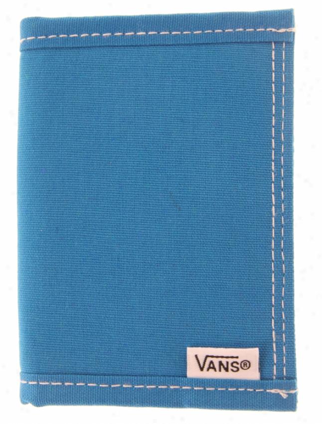 Vans Core Basics Wallet Brilliant Blue