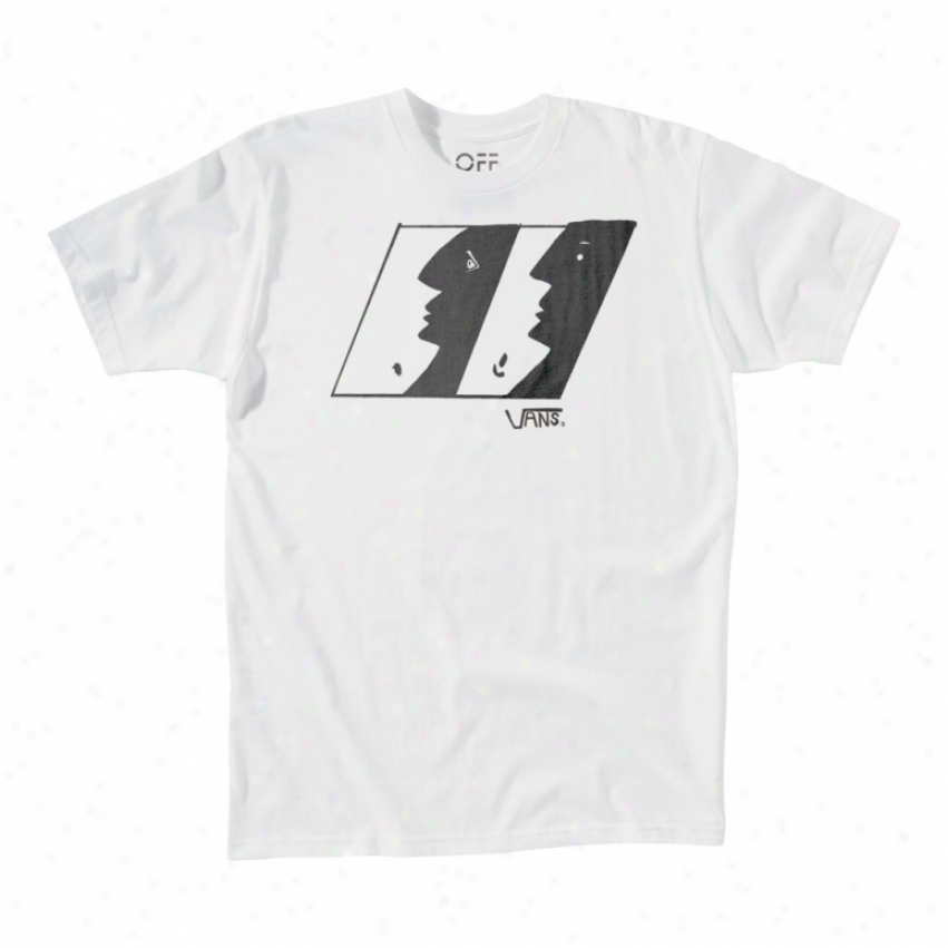 Vans Jt Blender T-shirt White