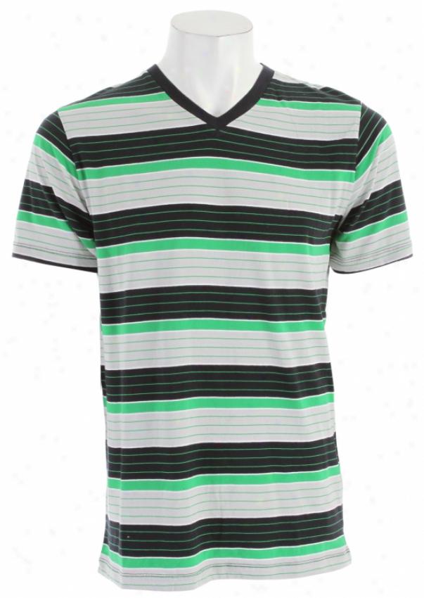 Vans Lerok T-shirt Celtic Green