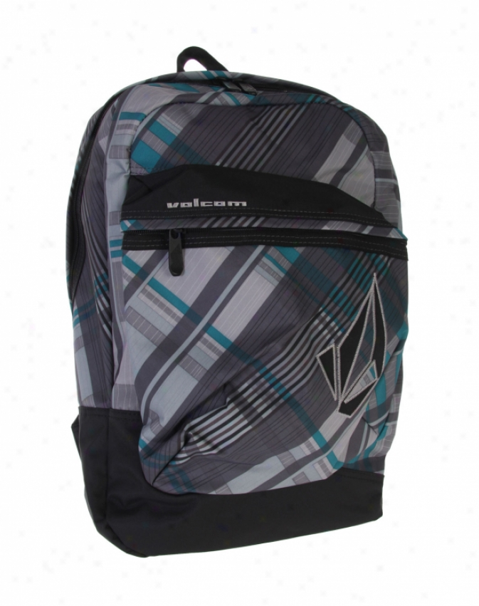 Volcom Archetype Backpack Plaid
