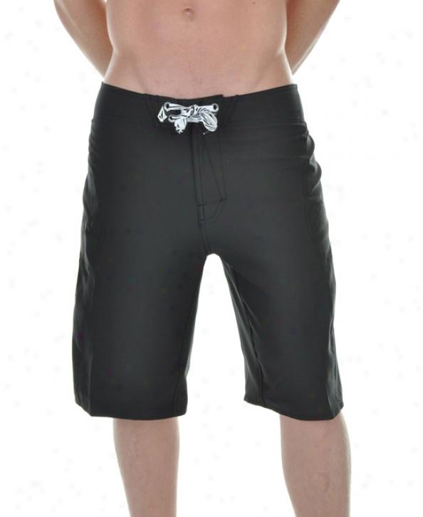 Volcom Bruce Annihilator Mod Boardshorts Black