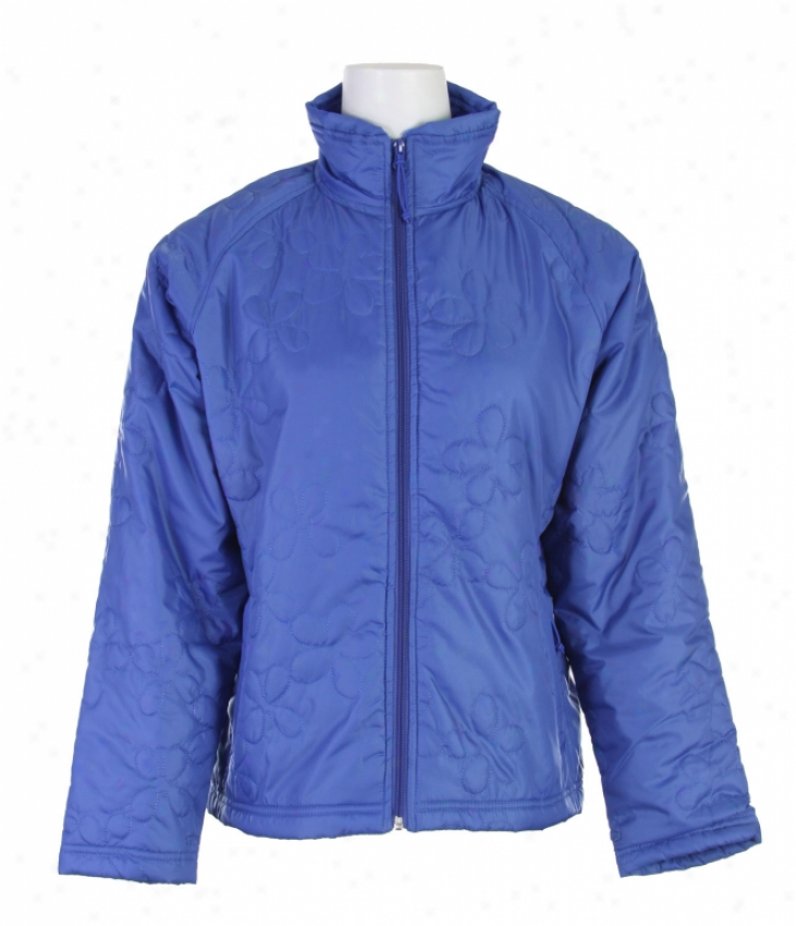 Pure Sierra Montara Jacket Blue