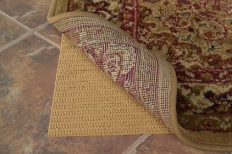 2' X 4' Area Rug Pad - Slipnot Mold And Mildew Resistant Pad