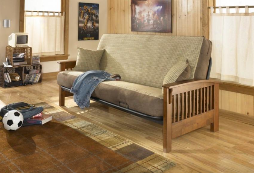3pc Full Size Futon Cover Set - Southern Textiles Brenna Futon Pillow Pack