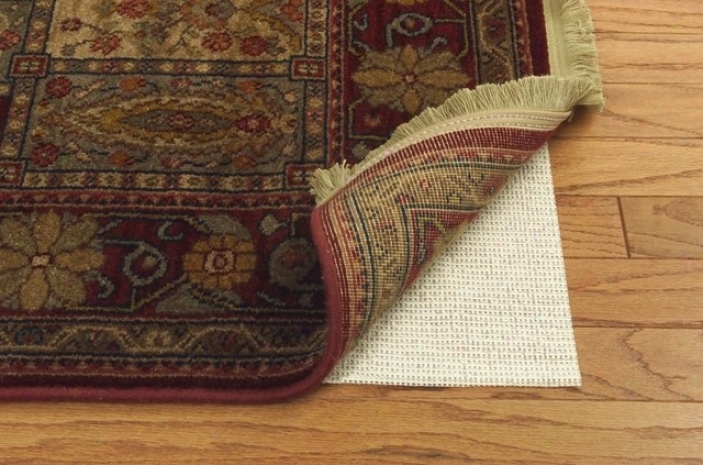 4' X 6' Area Rug Cushion For Hard Floor Mold And Mildew Resistant