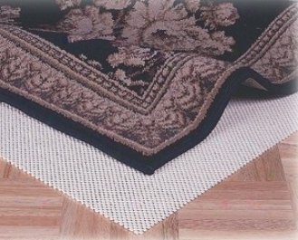 4' X 6' Area Rug Pad - Cushion Saver Mold And Mildew Resistant