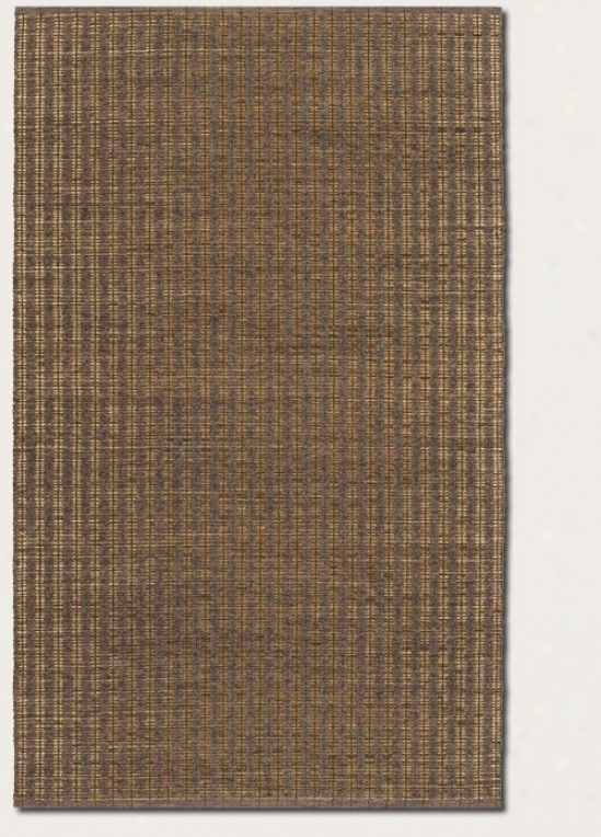 5' X 8' Area Rug Contemporary Style In Khaki Color