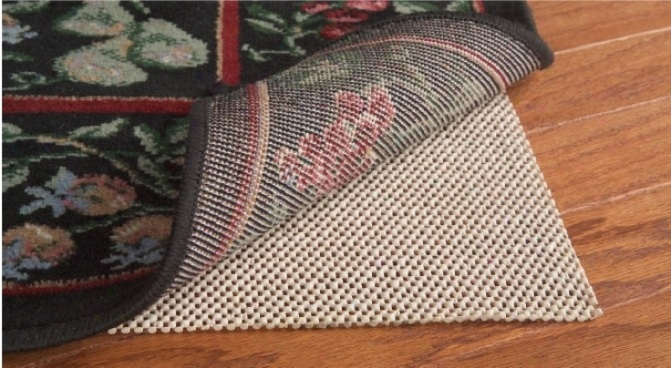 5' X 8' Area Rug Pad - Eco-grip Eco-friendly