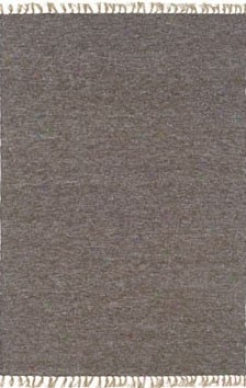 5'3&quot X 7'6&quot Hand Woven Area Rug Boucle Look In Blur