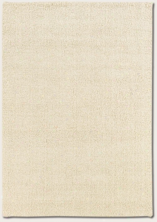 5'6&quot X 8' Are aRug Contemporary Style In White Color