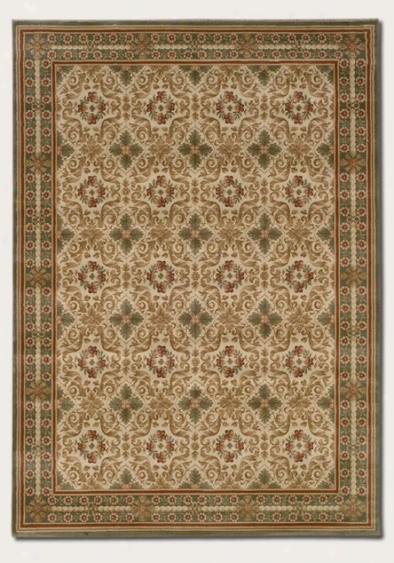 7'10&quot X 11'2&quot Area Rug Classic Persian Pattern In Philosopher Color