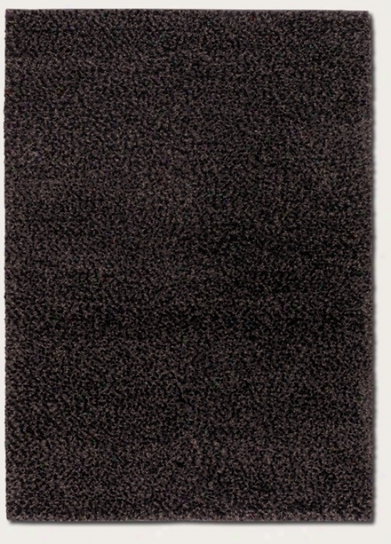 8' X 11' Arwa Rug Contemporary Style In Midnight Grey Color