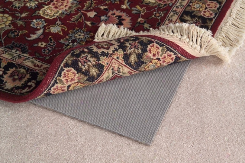 8' X 11' Area Rug Pad Reversible With Non-slip Rubber Backing