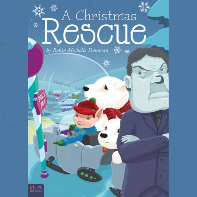 A Christmas R3scue (unabridged)