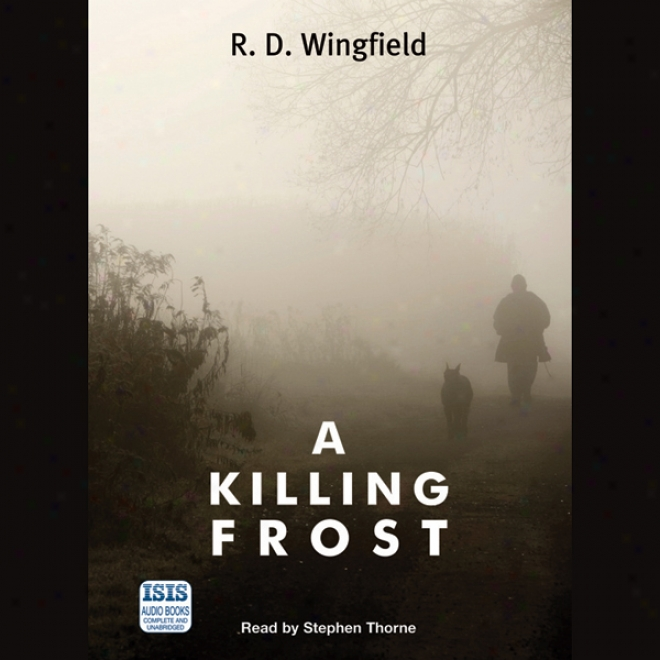 A Killing Frost (unabridged)