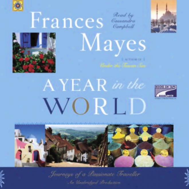 A Year In The World: Journey sOf A Passionate Tfaveller (unabridged)