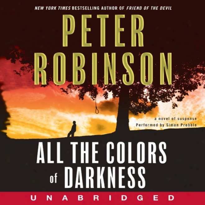 All The Colors Of Darkness (unabridged)