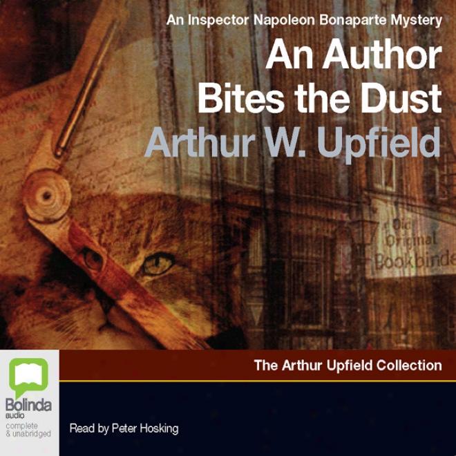 A nAuthor Bites The Dust (unabridged)