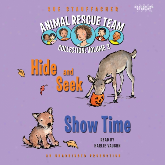 Animak Rescue Team: Show Time, Book 4 (unabridged)