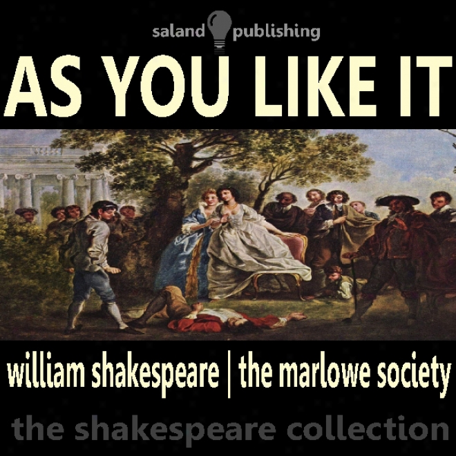 As You Like It (unabridged)