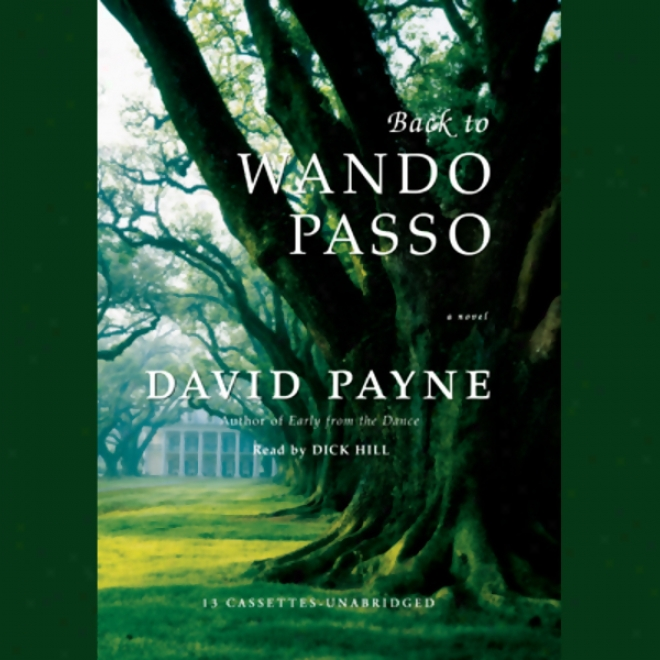 Back To Wando Passl (unabridged)