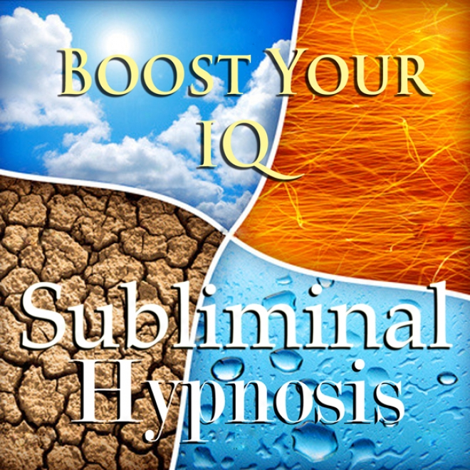 Boost Your Iq Subliminal Affirmations: Brain Stimulation & Natural Intelligence, Solfeggio Tones, Binaural Beats, Self Help Meditation Hypnosis