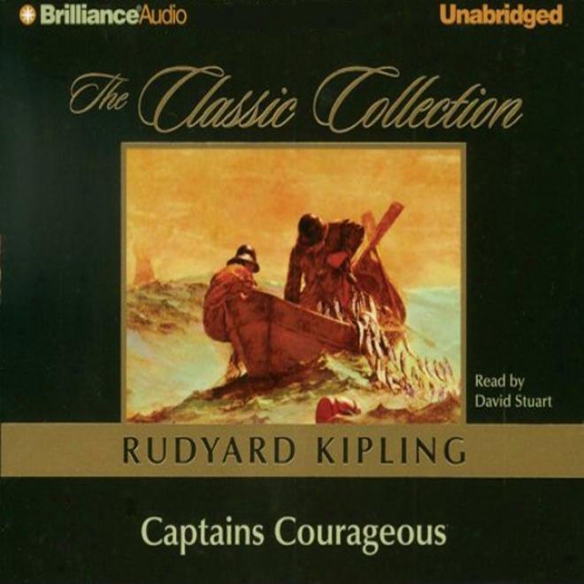 Captains Courageous (unabridged)