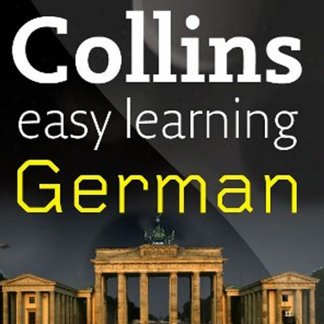 Collins Easy Learning Audio Course: Easy Learning German (unabridged)