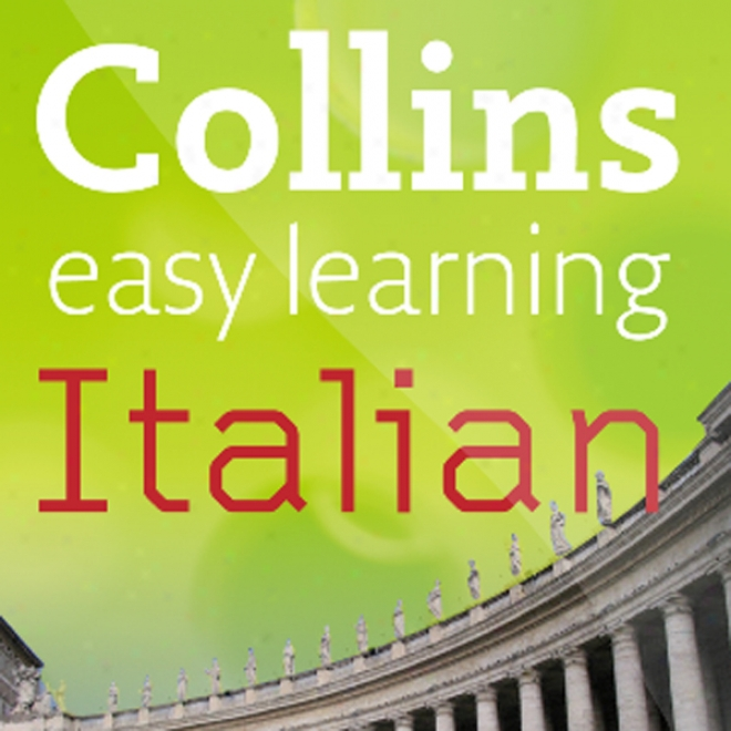 Collins Easy Learning Audio Course: aEsy Learnibg Language of Italy (unabridged)